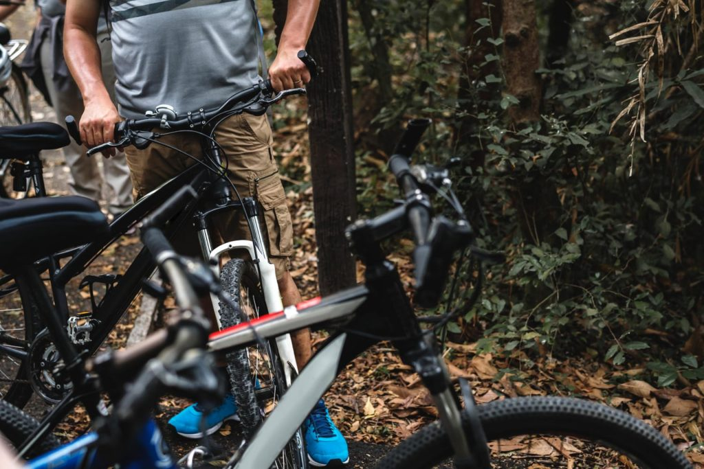 Activities to Aid Addiction Recovery | Cycling | Mountain Biking| Lords Of The Manor Rehab
